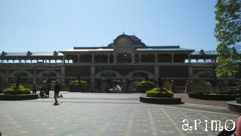 東京ディズニーランド・ステーション