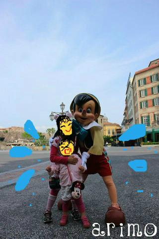 ピノキオ:グリーティング