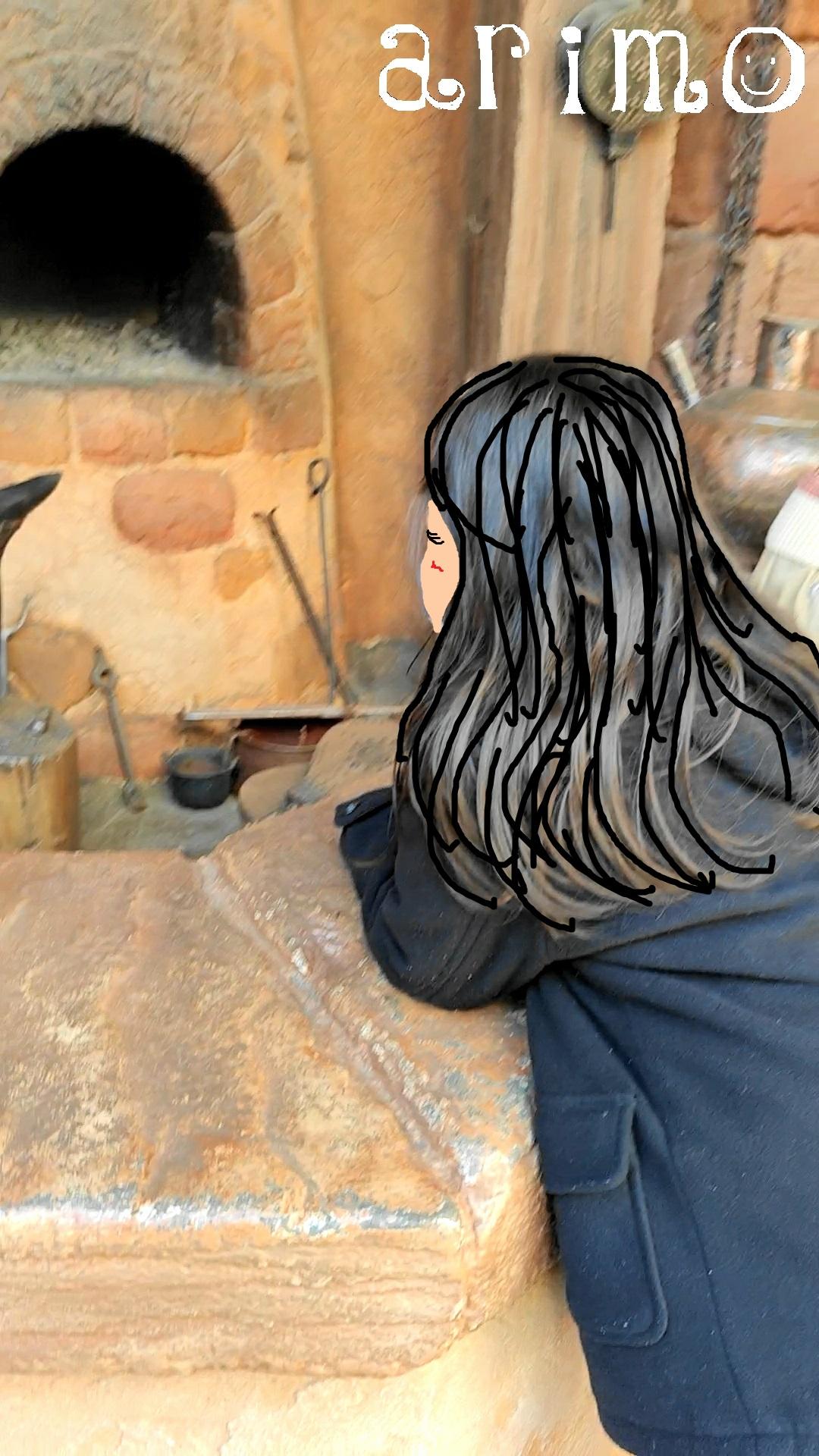 アラビアンコースト:鍛冶屋